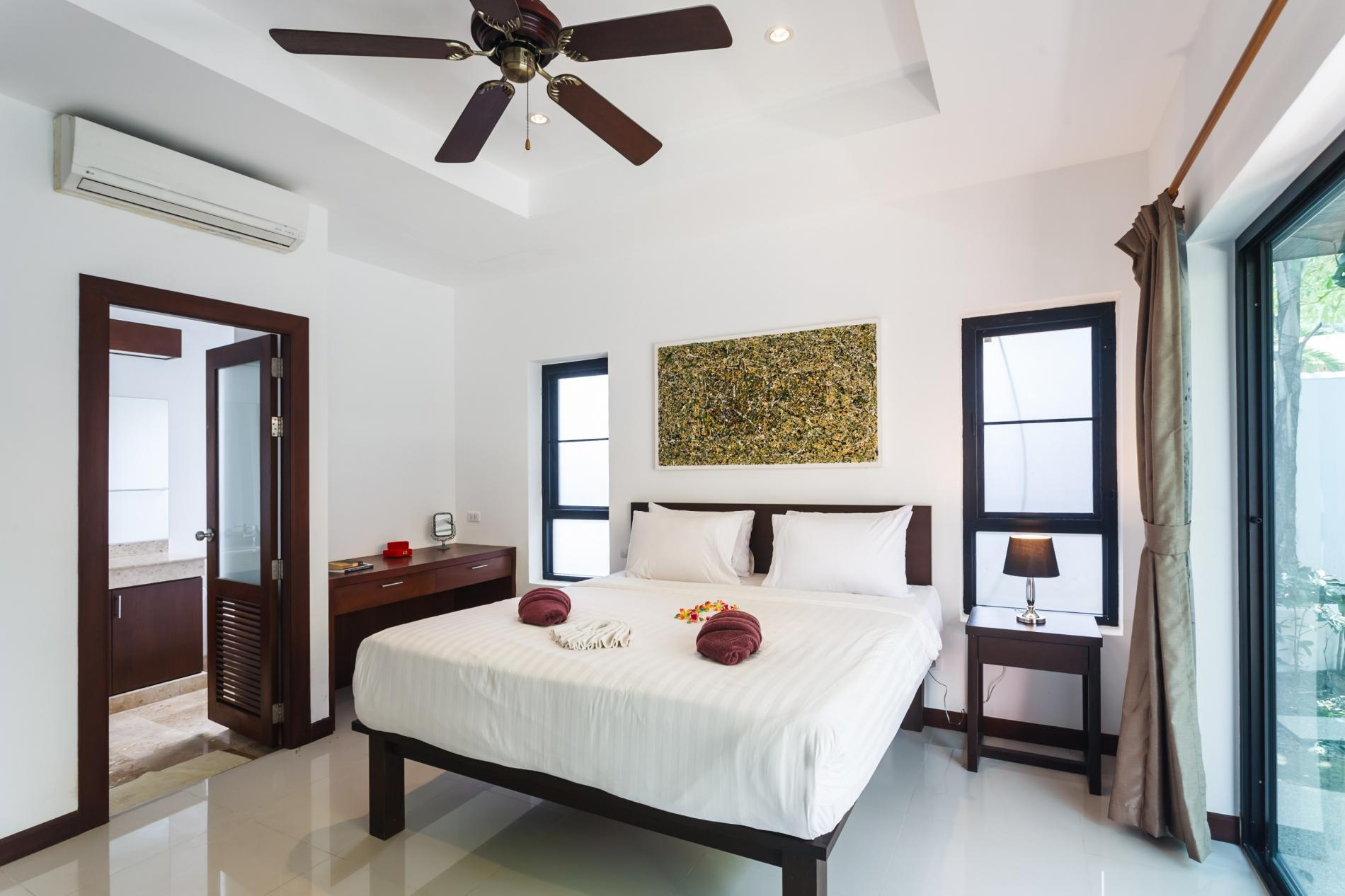 Apartment Frangipani Villa in Nai Harn - 5 bedroom private pool with garden and pizza oven photo 20258398