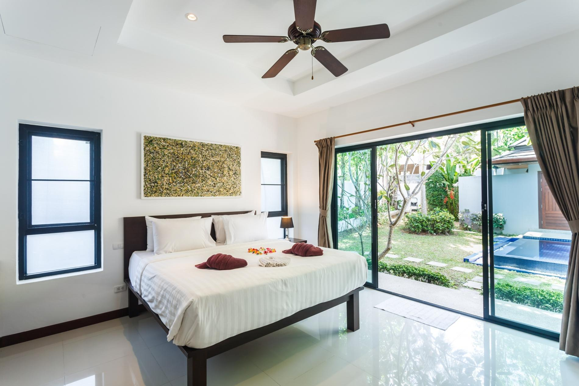 Apartment Frangipani Villa in Nai Harn - 5 bedroom private pool with garden and pizza oven photo 20320324