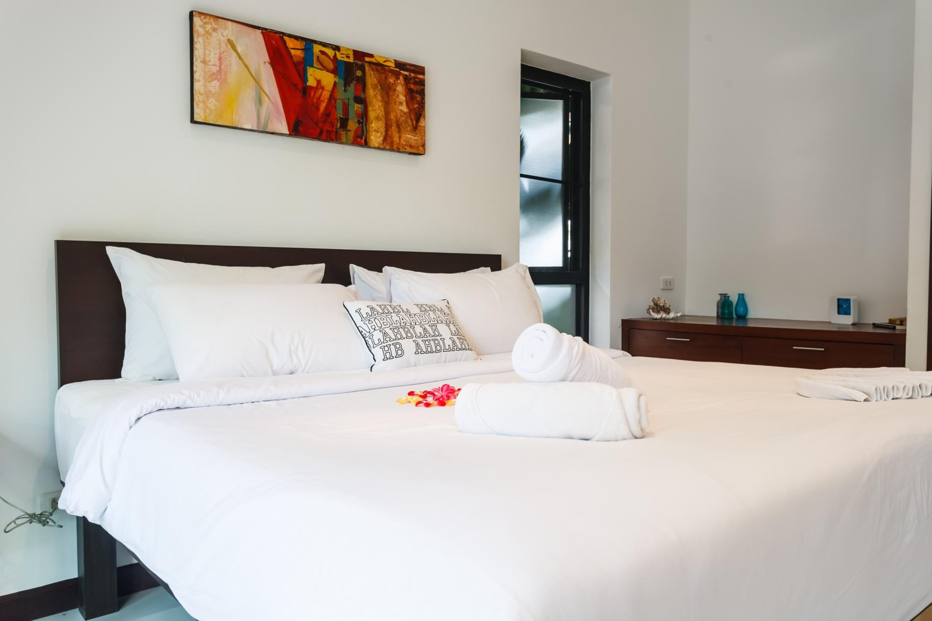 Apartment Frangipani Villa in Nai Harn - 5 bedroom private pool with garden and pizza oven photo 20389723