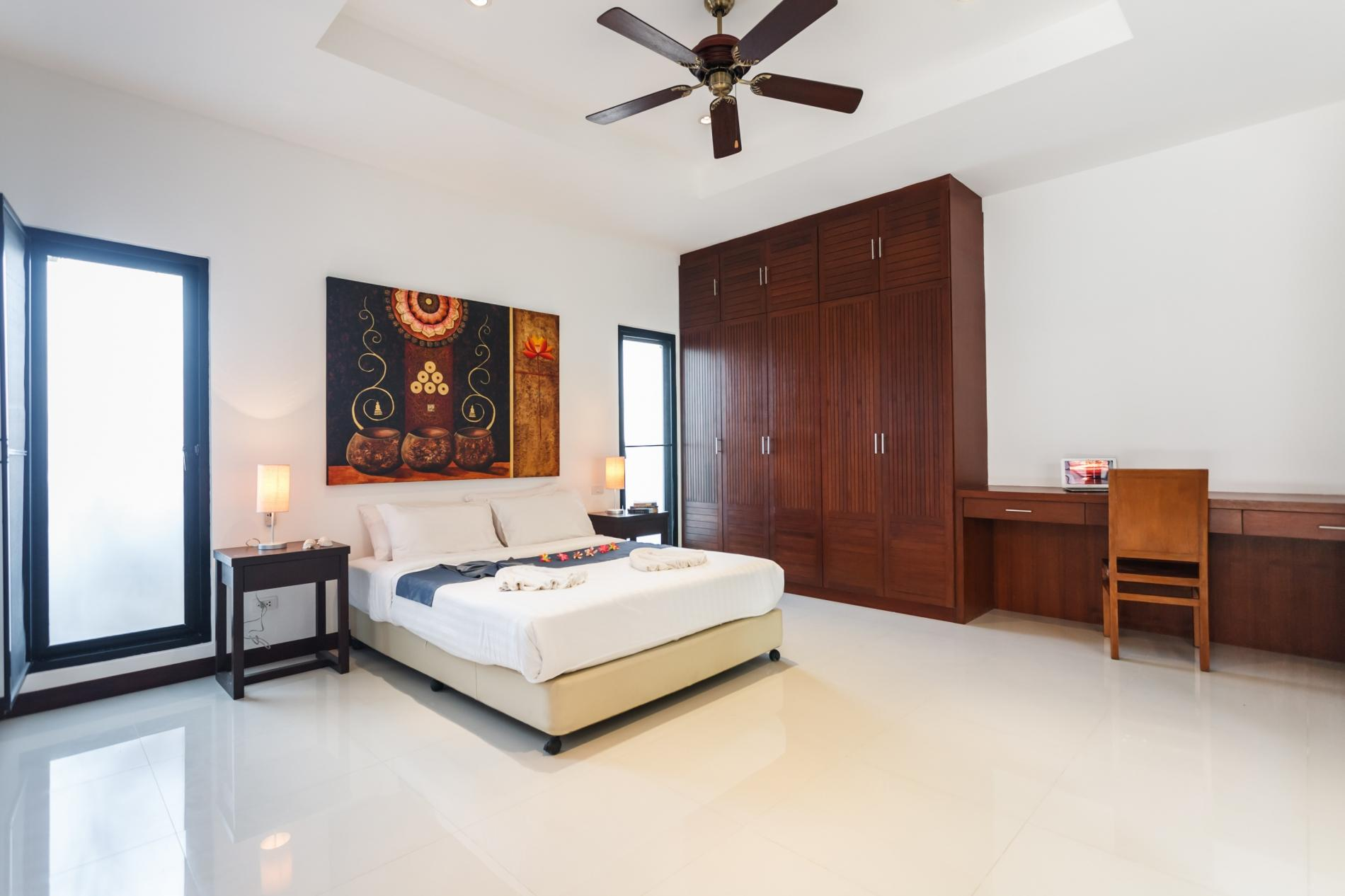 Apartment Frangipani Villa in Nai Harn - 5 bedroom private pool with garden and pizza oven photo 20258410
