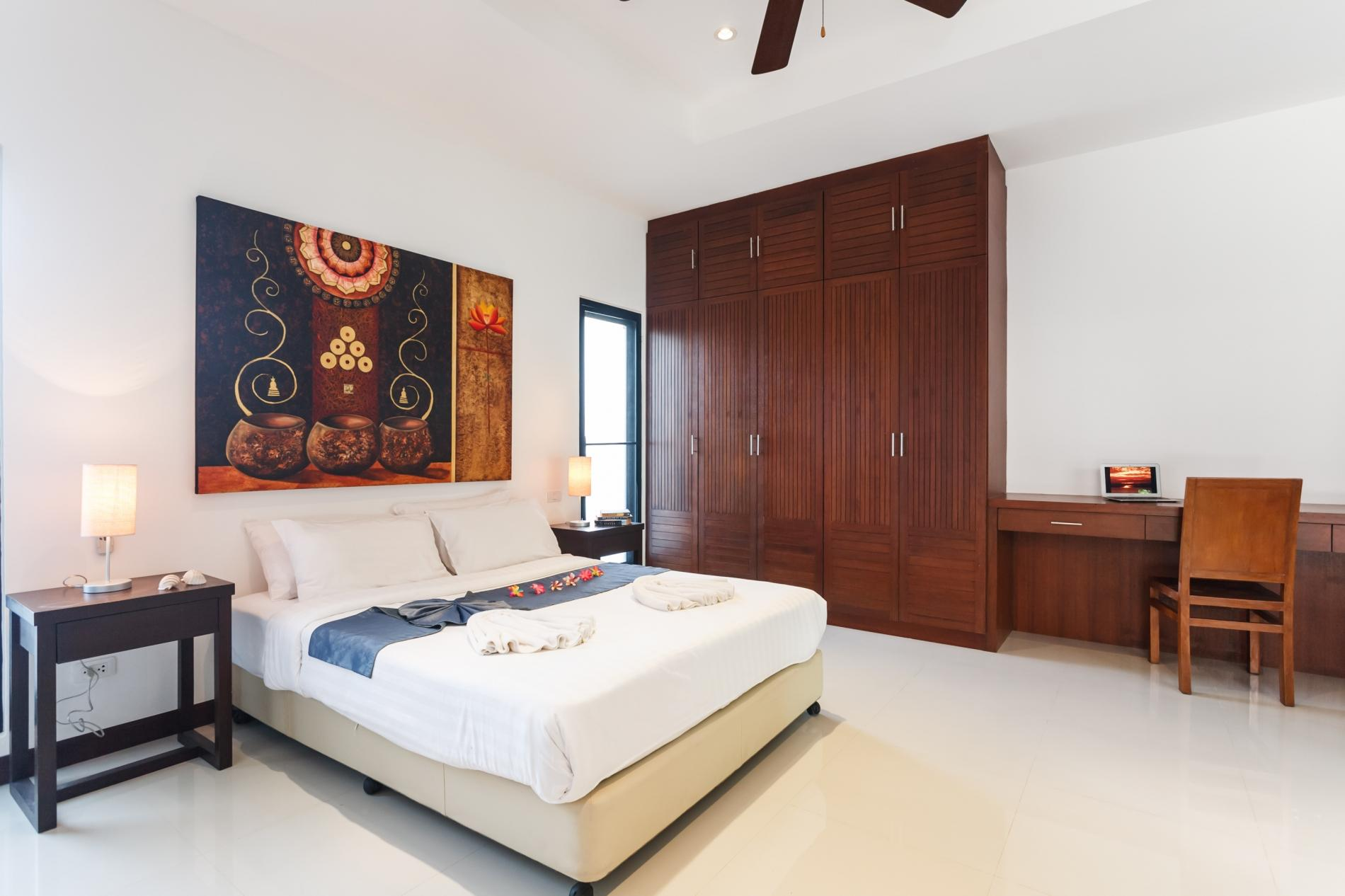 Apartment Frangipani Villa in Nai Harn - 5 bedroom private pool with garden and pizza oven photo 20176723