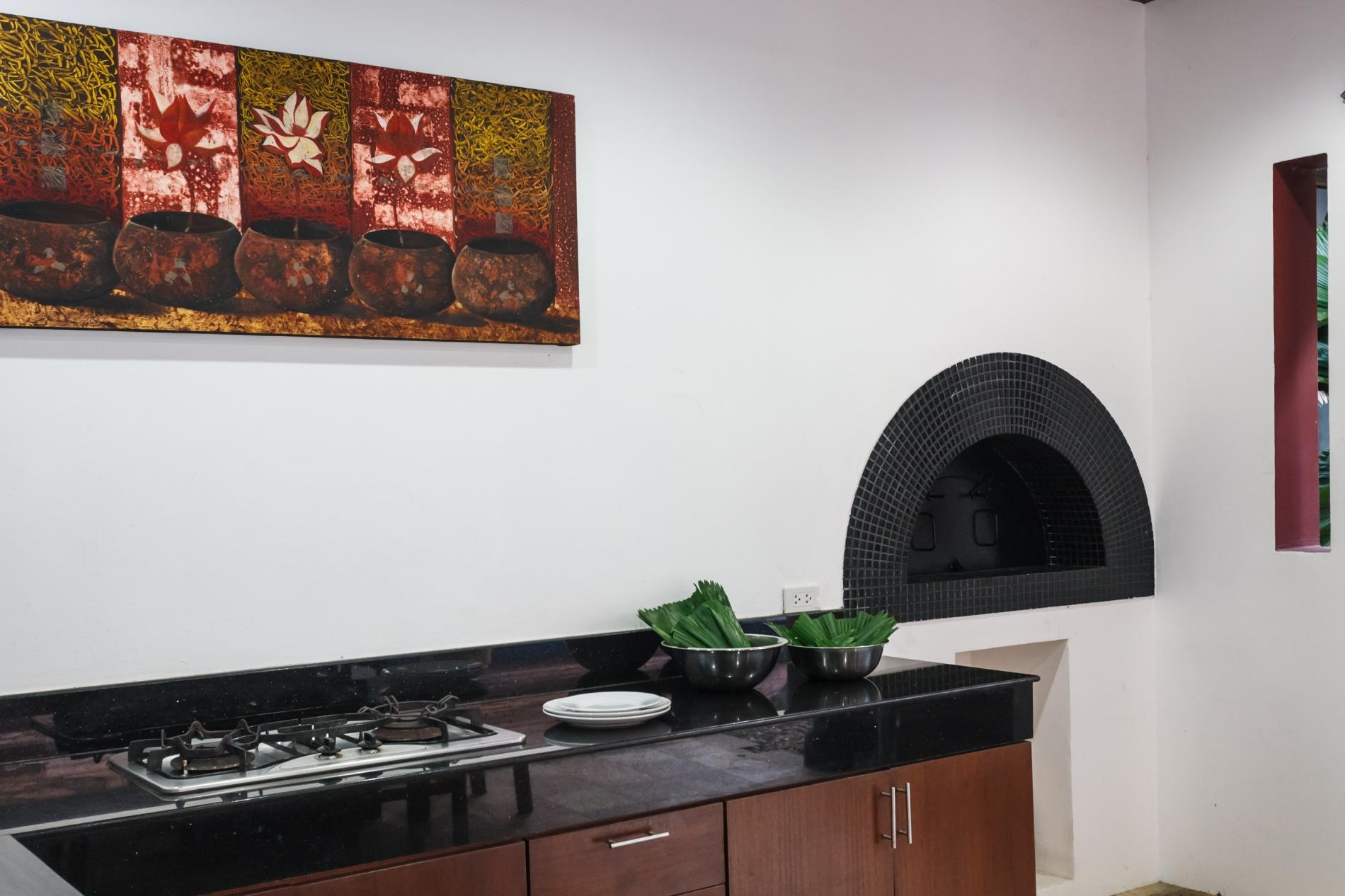Apartment Frangipani Villa in Nai Harn - 5 bedroom private pool with garden and pizza oven photo 20258416