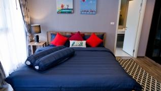 D22 - Luxury Patong Beach 44 sqm (NO HIDDEN FEES) for 2 with Pool & Gym!