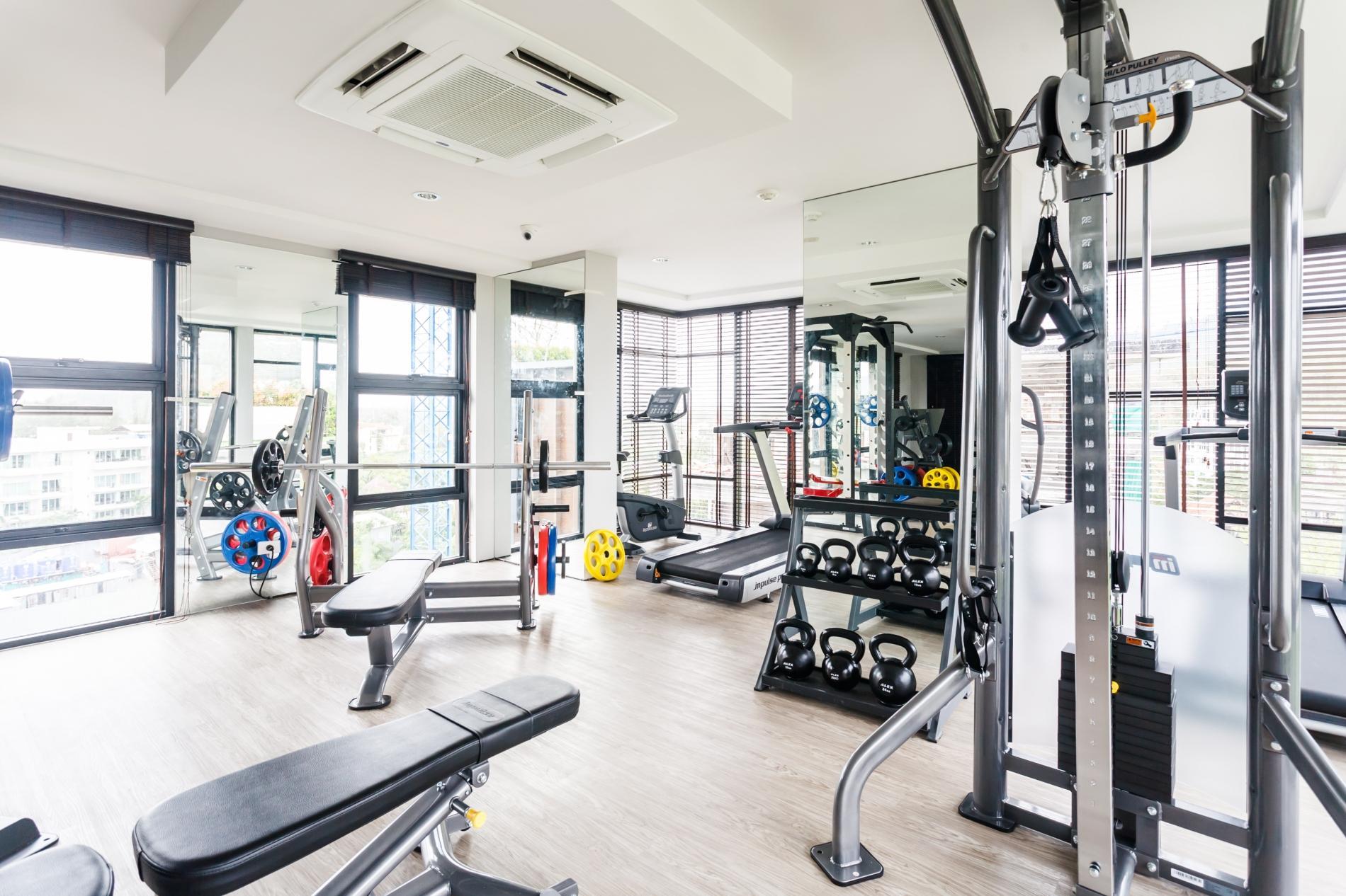 Apartment 6Av 218 - Surin beach studio  pool and gym photo 20255534