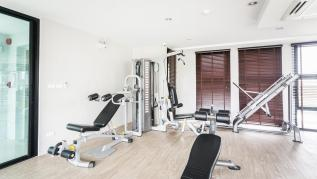 6Av 218 - Surin beach studio, pool and gym