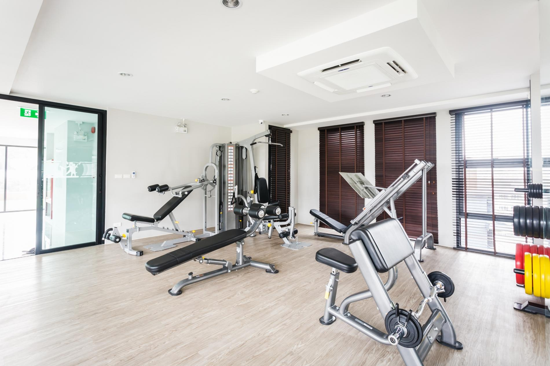 Apartment 6Av 218 - Surin beach studio  pool and gym photo 20318680