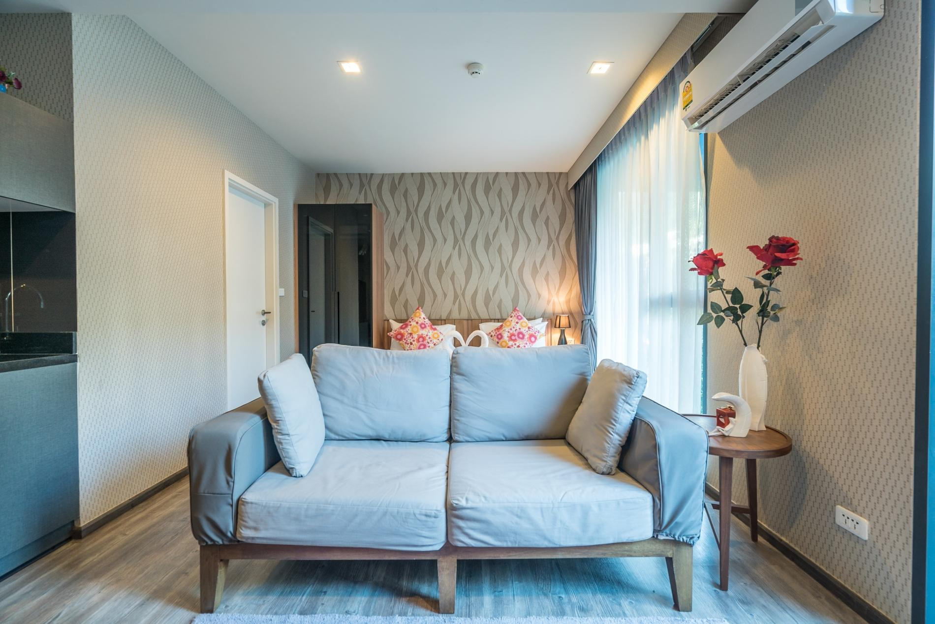 Apartment D48 - Luxury Patong Beach Studio for 2 with Pool   Gym photo 18989132
