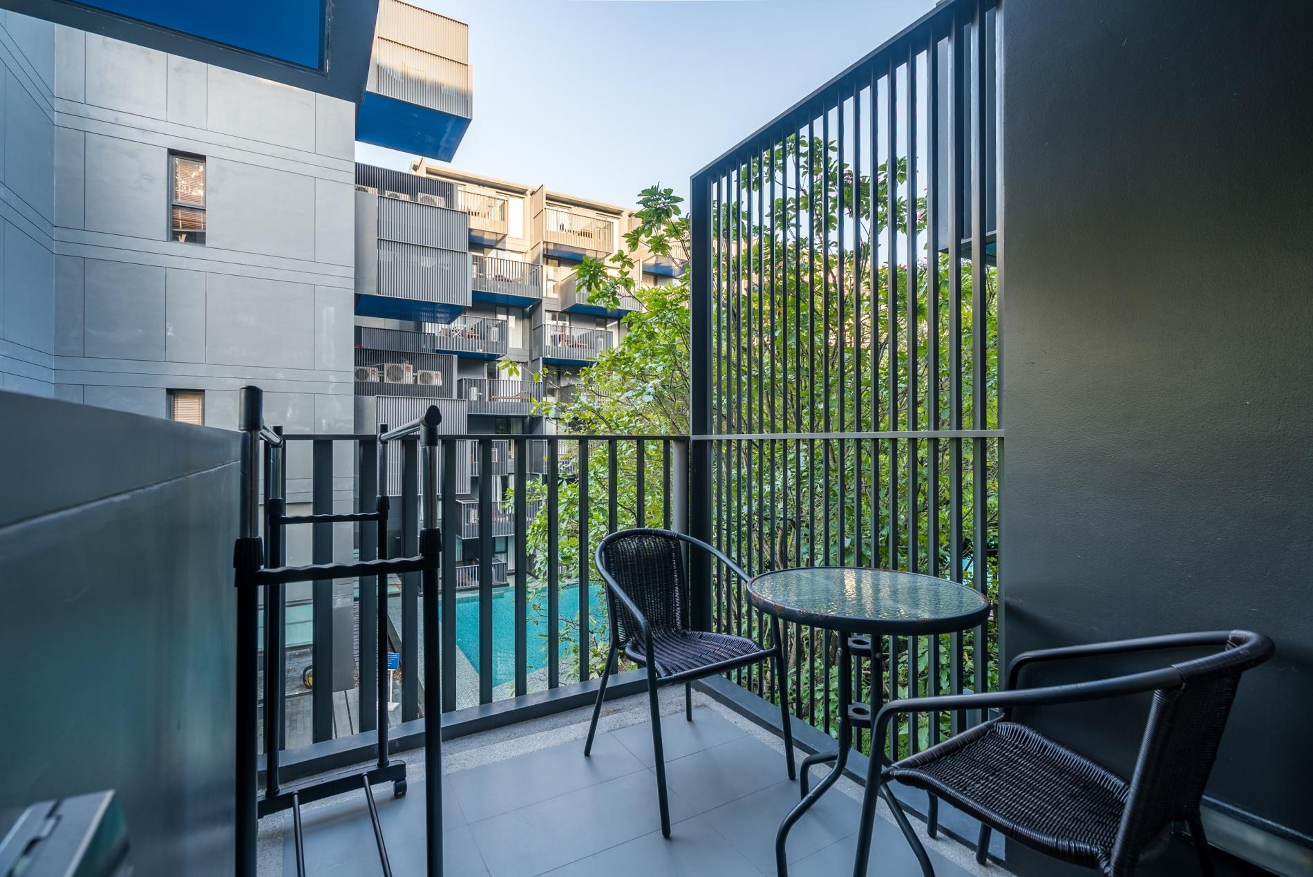 Apartment D48 - Luxury Patong Beach Studio for 2 with Pool   Gym photo 19107910