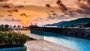 D218 - Luxury Studio for 2 in Patong beach with Pool & Gym!