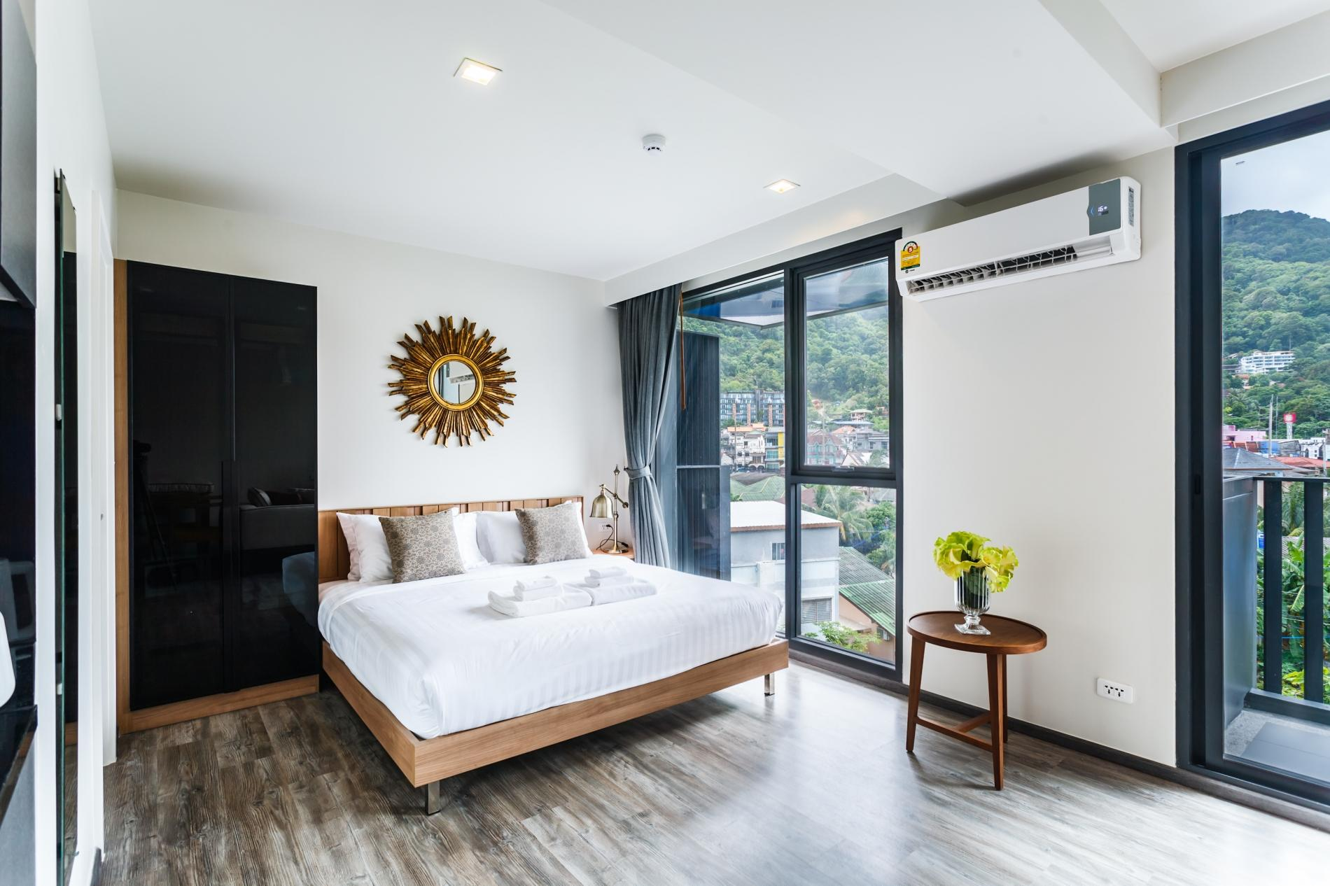 Apartment D218 - Luxury Studio for 2 in Patong beach with Pool   Gym  photo 18647062