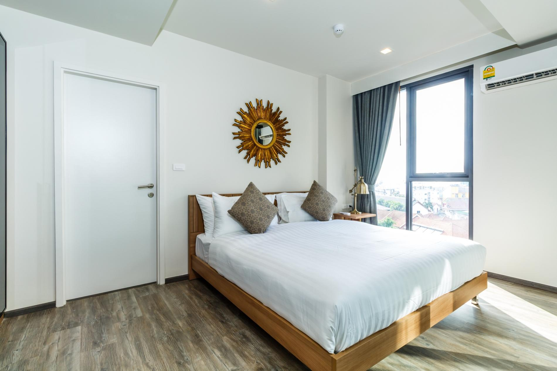 Apartment D252 - Patong sea-view apartment with 2 pools  near beach and nightlife  photo 18344128