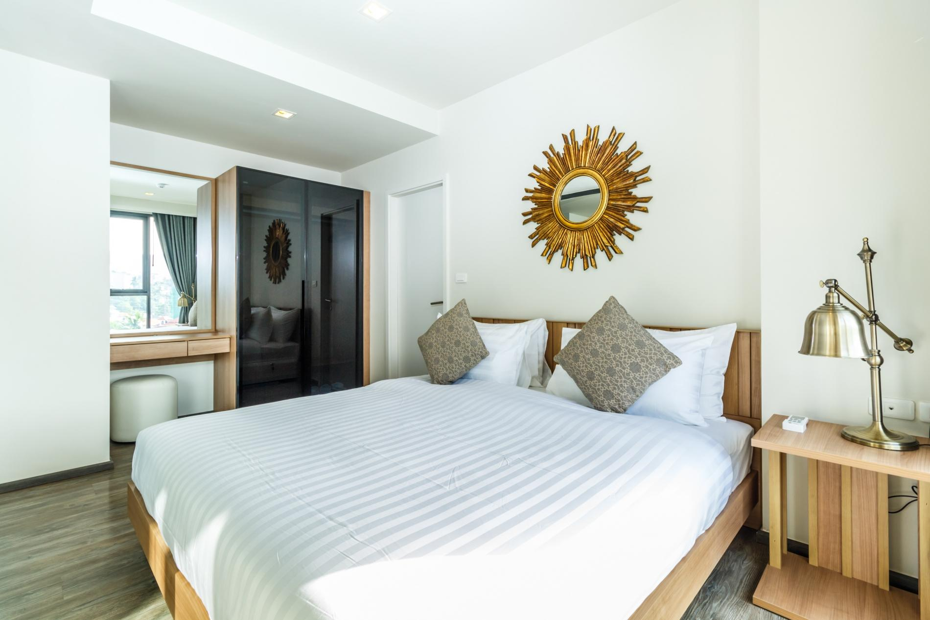 D252 - Patong sea-view apartment with 2 pools, near beach and nightlife! photo 16306256