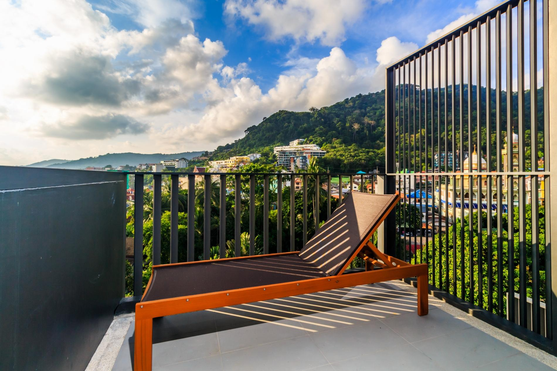 Apartment D252 - Patong sea-view apartment with 2 pools  near beach and nightlife  photo 18545656