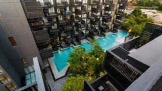 D219 - Brand new Patong studio, convenient location, great value.
