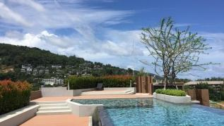 6Av 717 - Walk to Surin beach! Studio with pool and gym