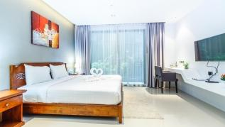 ET212A - Studio in Patong with pool and parking