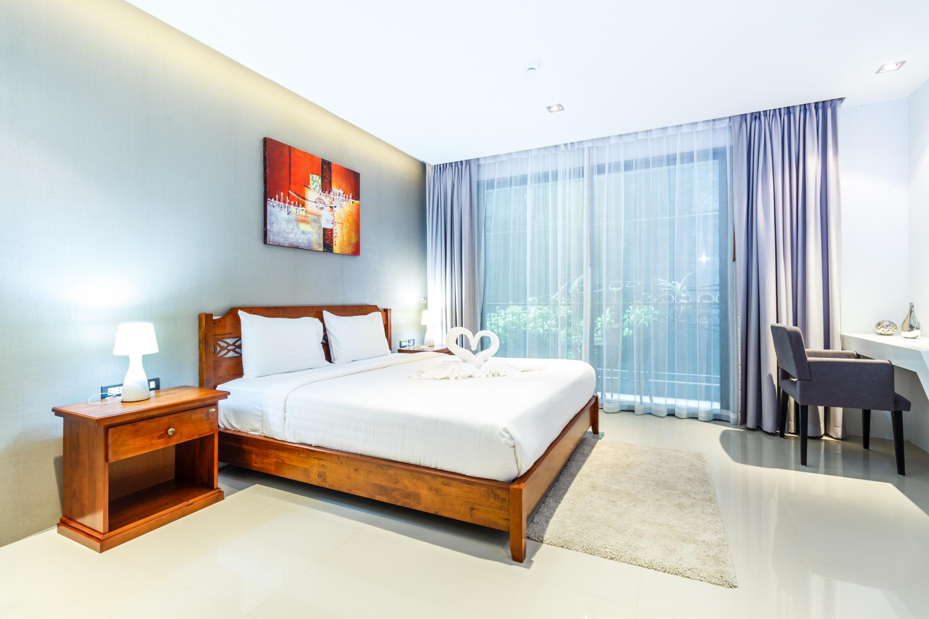 Apartment ET212A - Studio in Patong with pool and parking photo 18646000