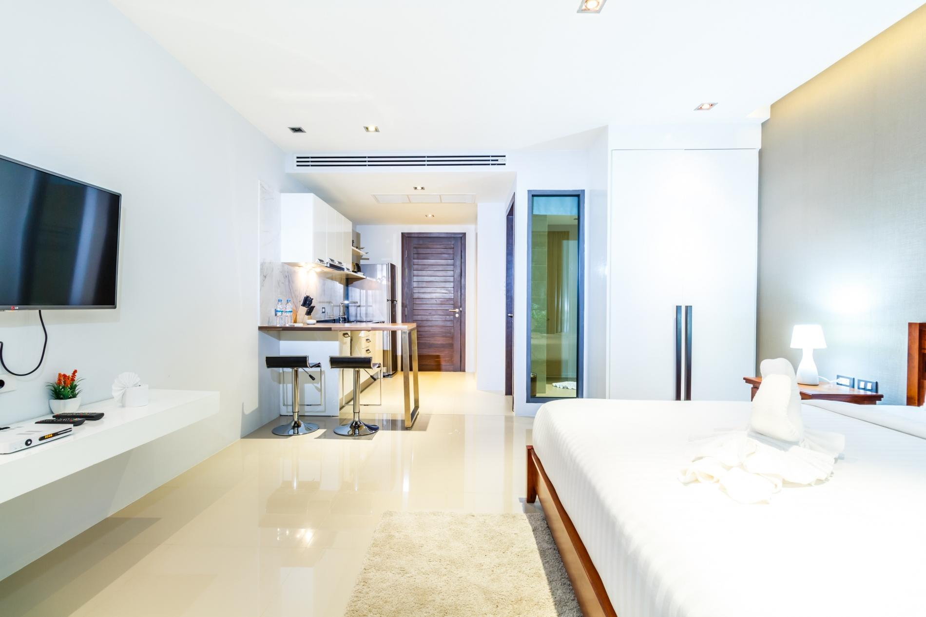 Apartment ET212A - Studio in Patong with pool and parking photo 18669590