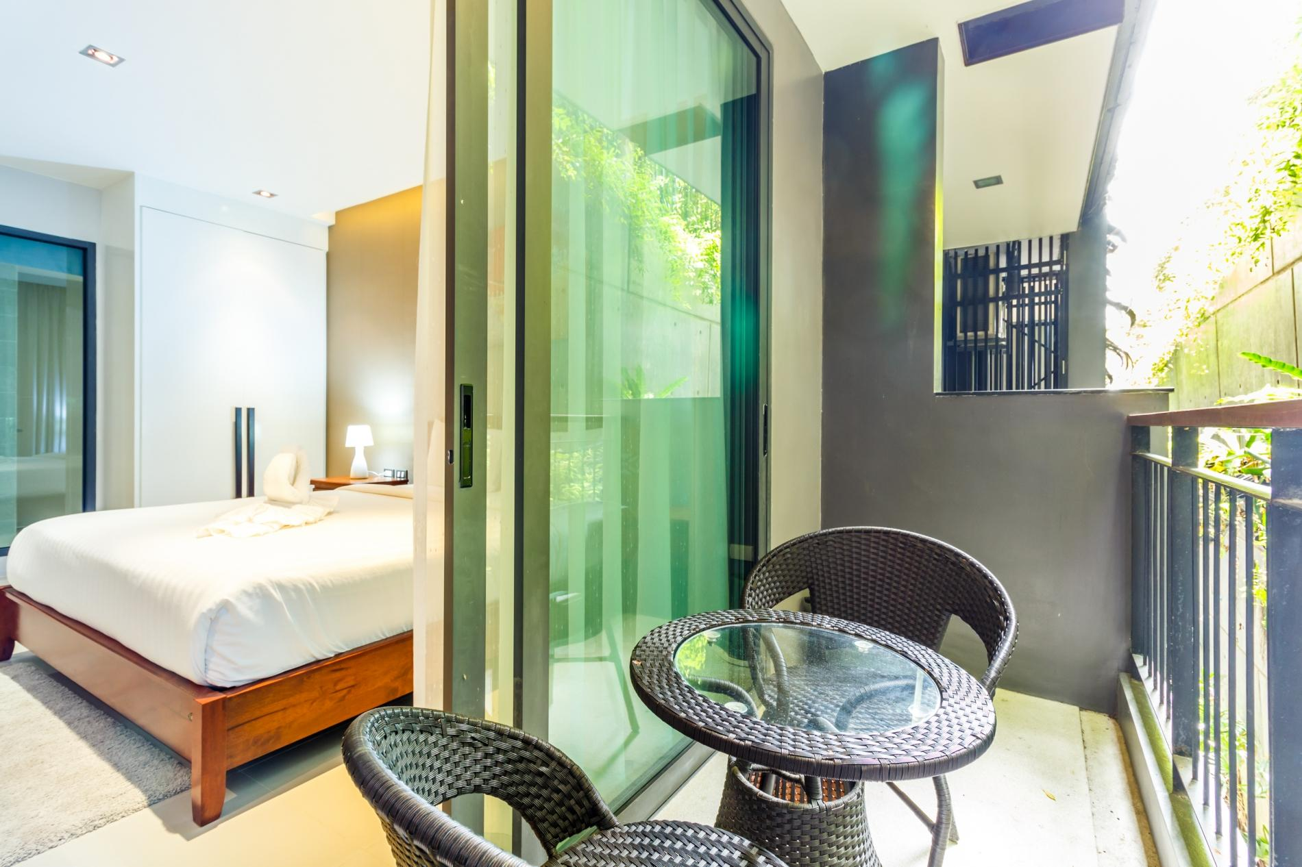 Apartment ET212A - Studio in Patong with pool and parking photo 18564055