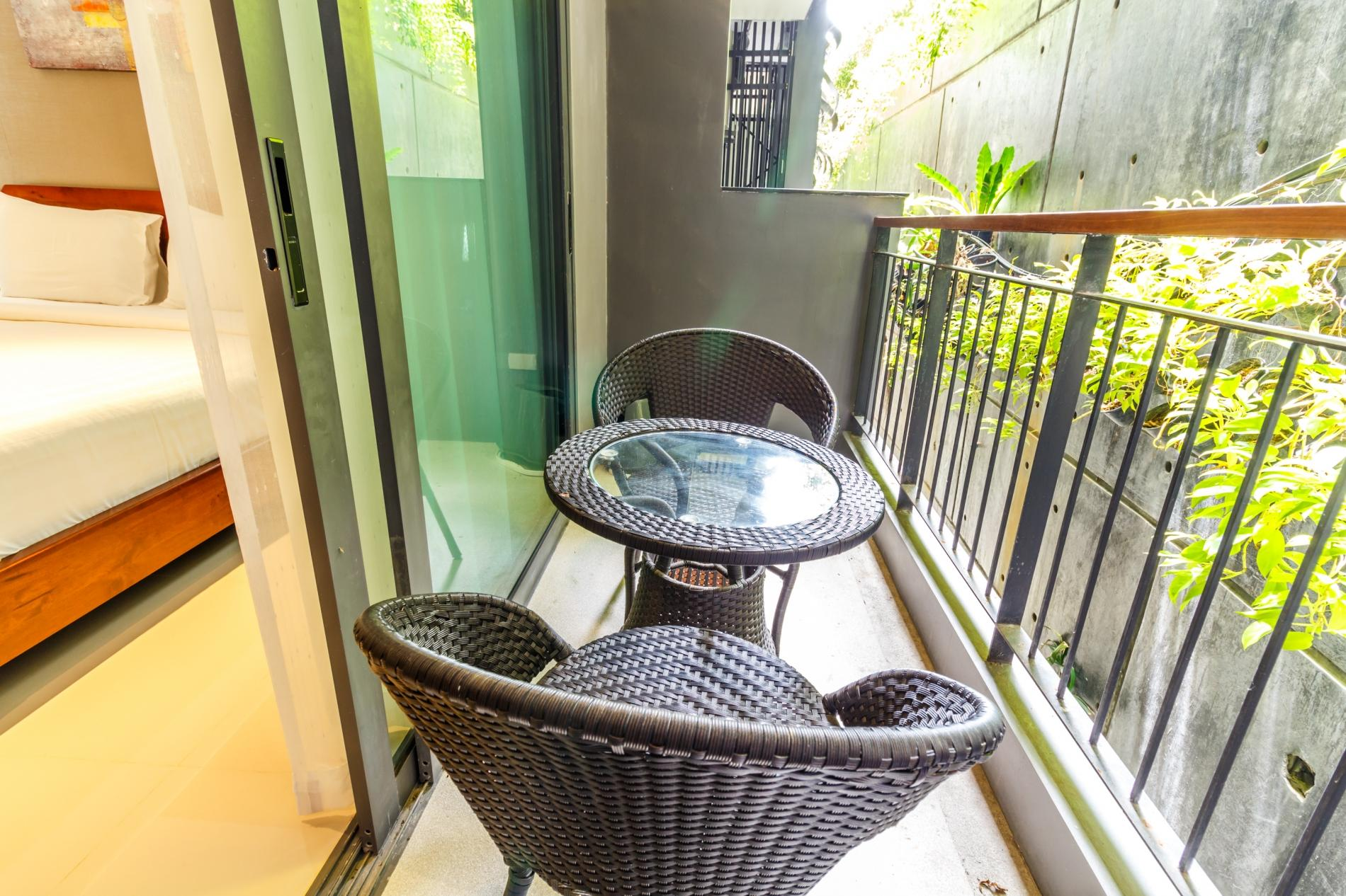 Apartment ET212A - Studio in Patong with pool and parking photo 18544340