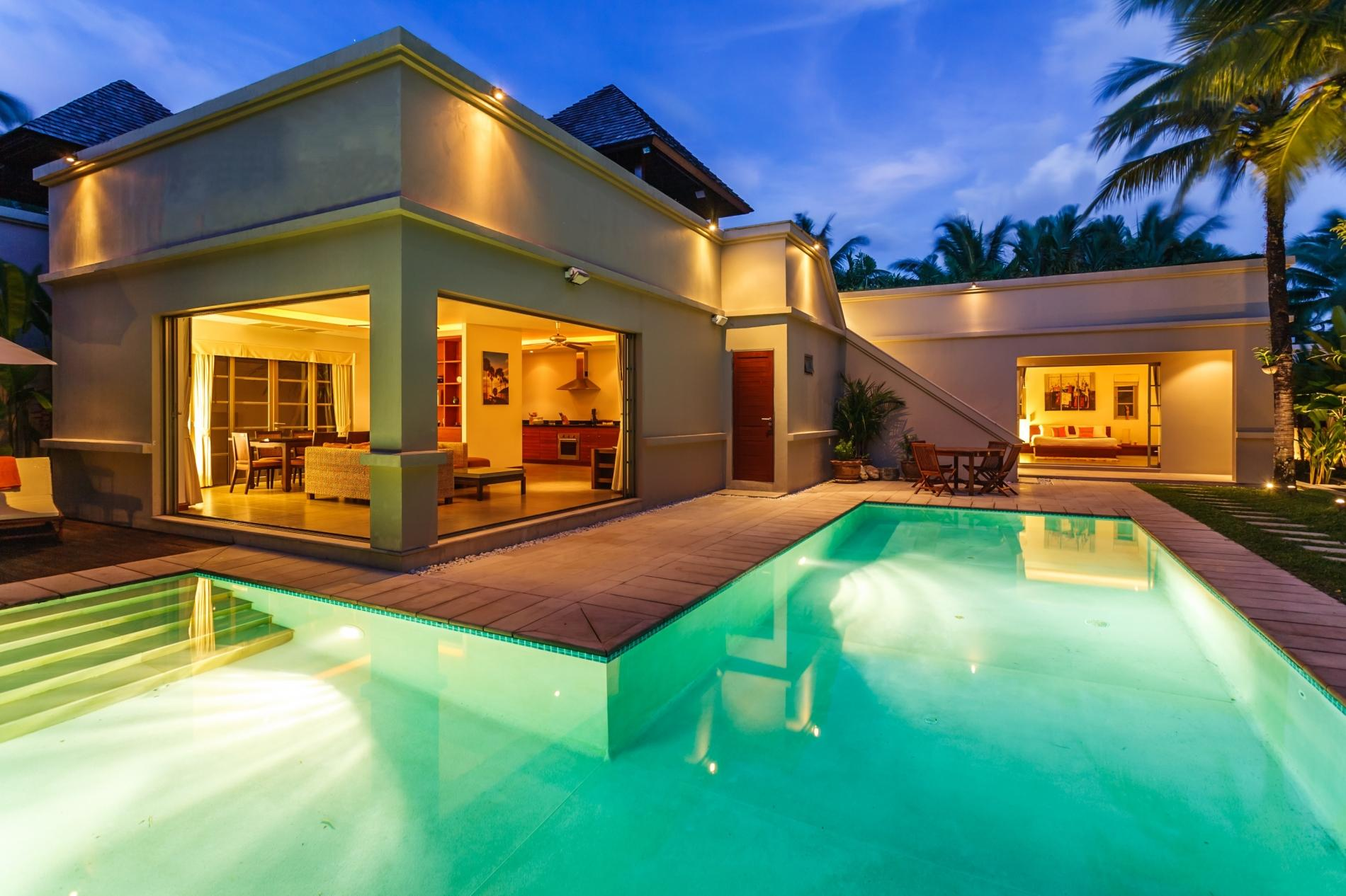 Apartment TR111 - Private pool villa in Bang Tao Residence - 3 bedrooms photo 16861269