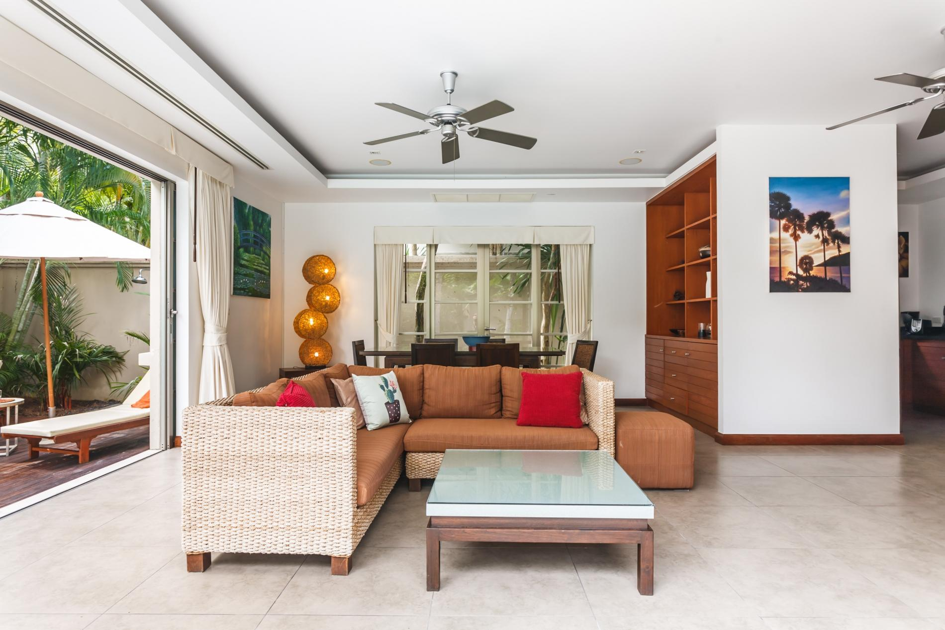 Apartment TR111 - Private pool villa in Bang Tao Residence - 3 bedrooms photo 16966754