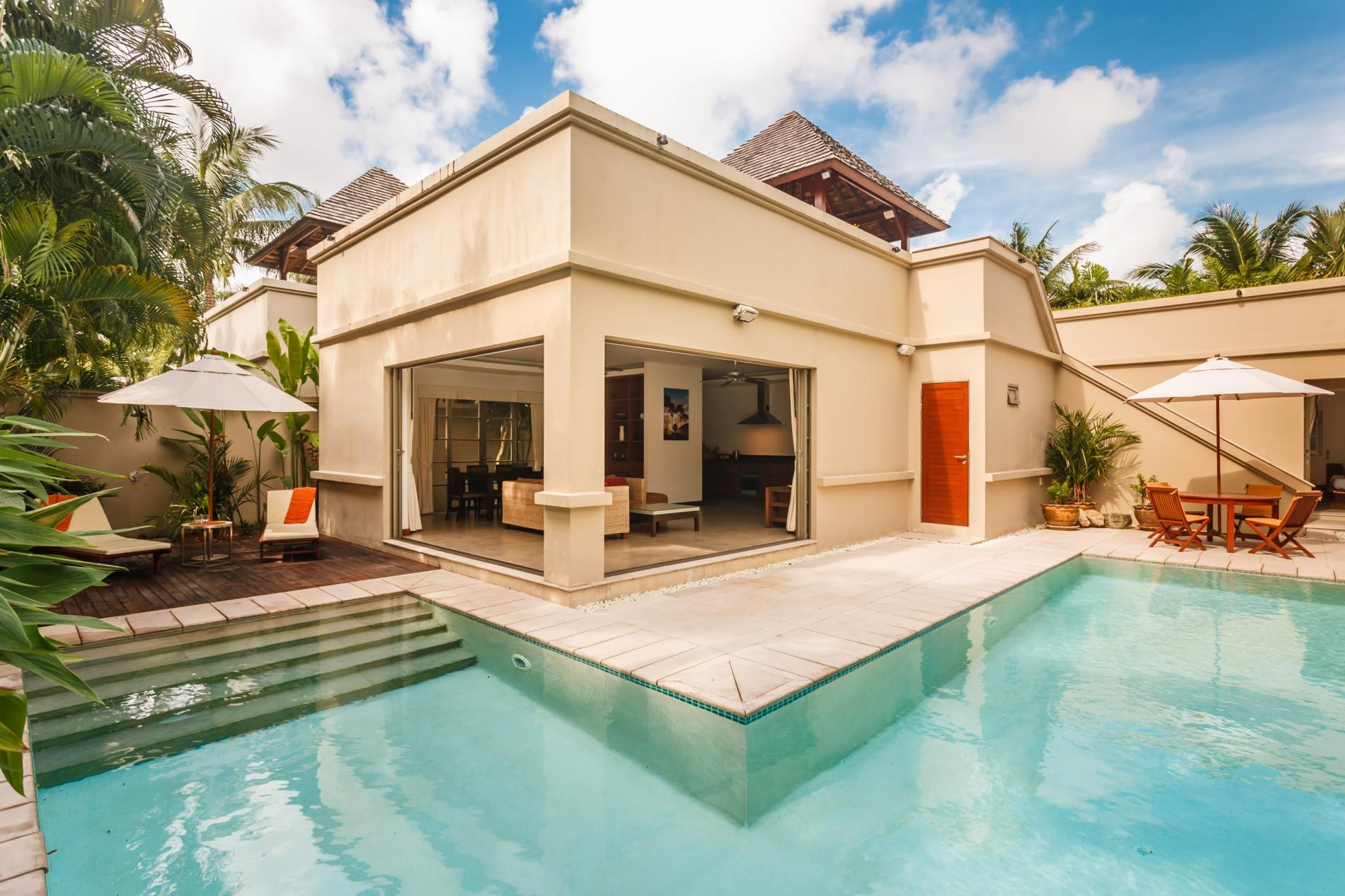 Apartment TR111 - Private pool villa in Bang Tao Residence - 3 bedrooms photo 16966756