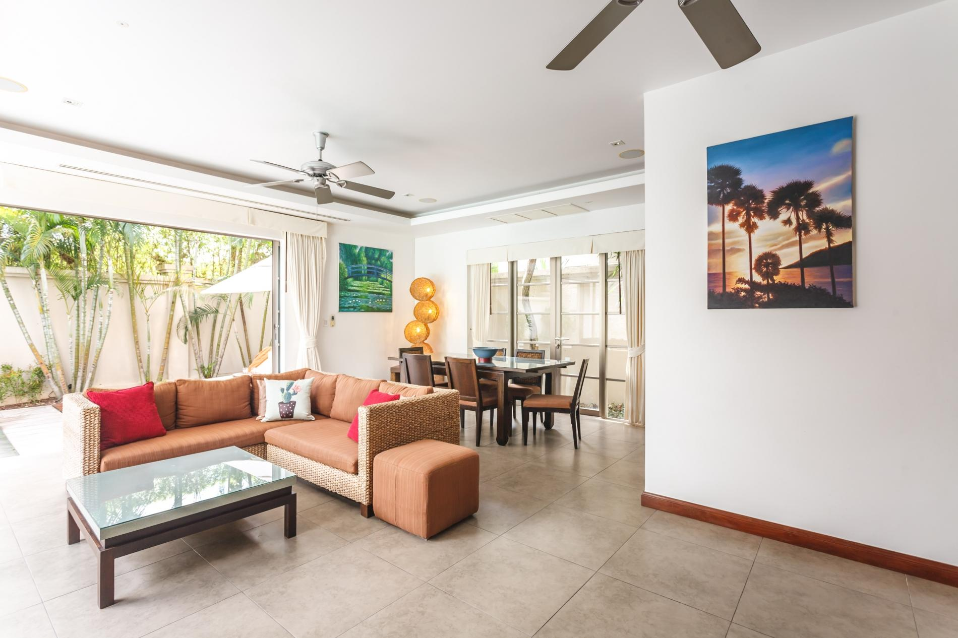 TR111 - Private pool villa in Bang Tao Residence - 3 bedrooms photo 16726717
