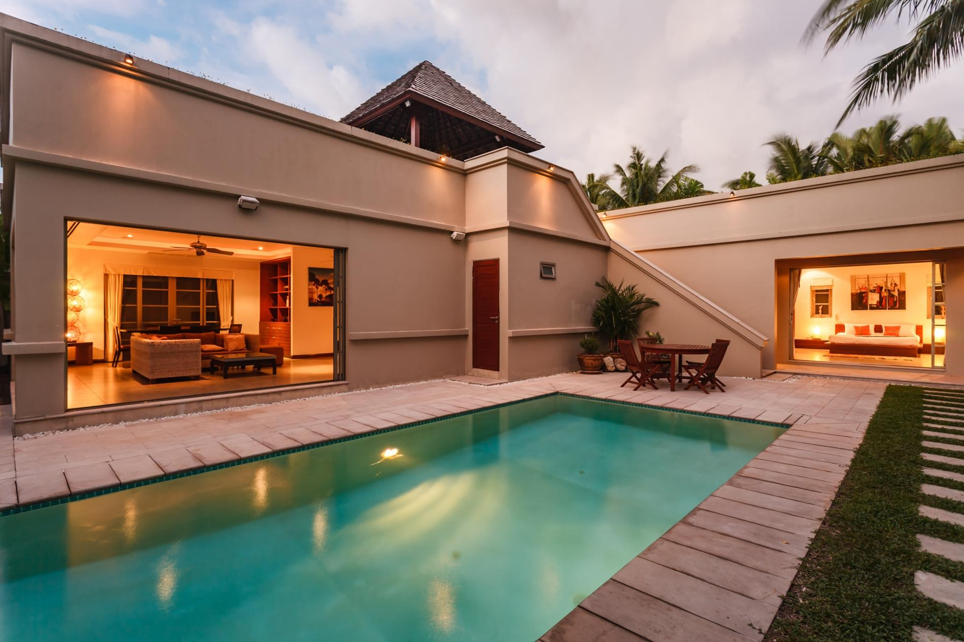 Apartment TR111 - Private pool villa in Bang Tao Residence - 3 bedrooms photo 16937515