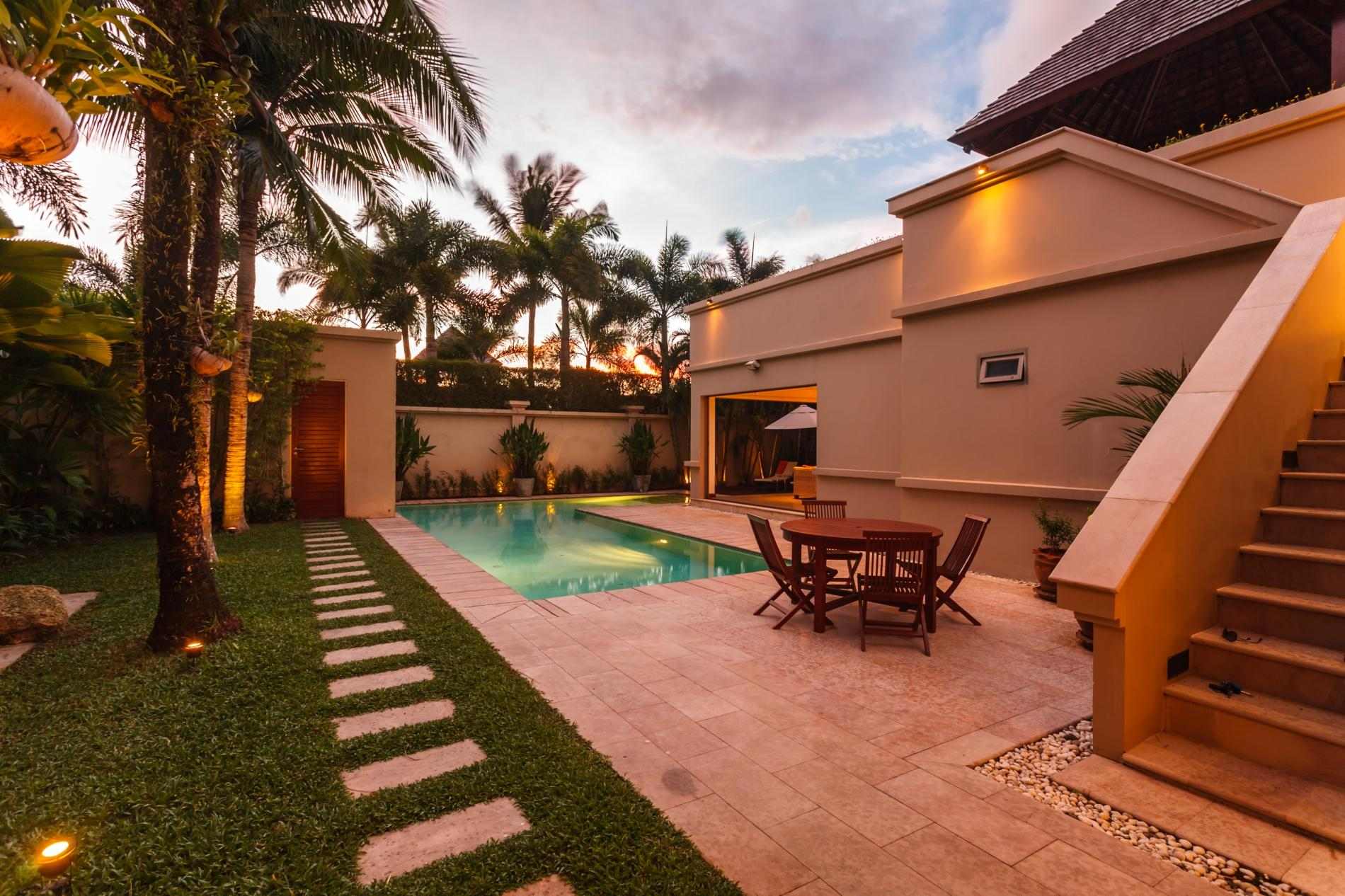 Apartment TR111 - Private pool villa in Bang Tao Residence - 3 bedrooms photo 16937517