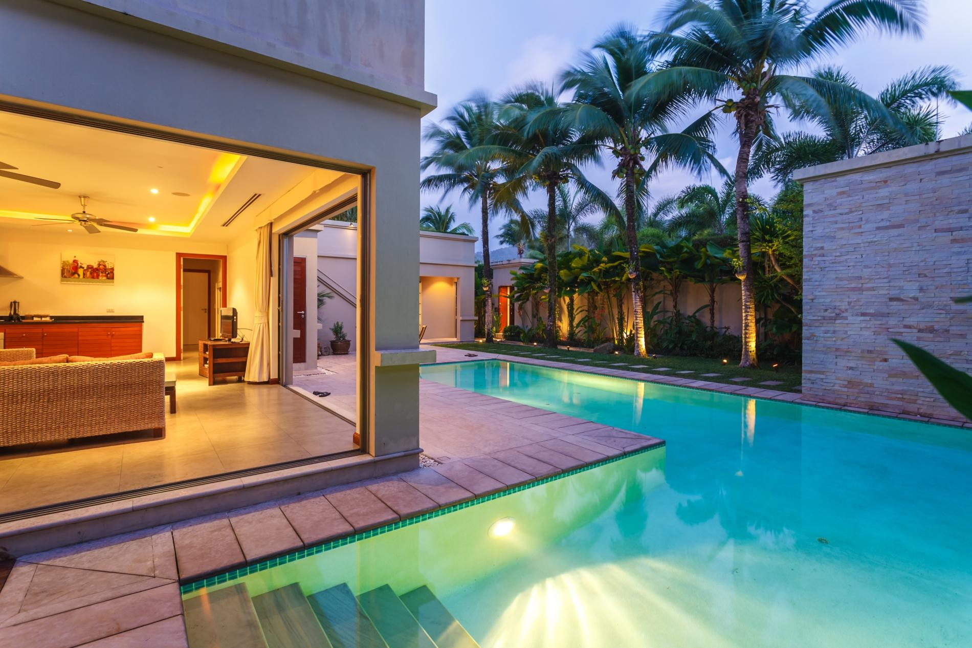 Apartment TR111 - Private pool villa in Bang Tao Residence - 3 bedrooms photo 16835540