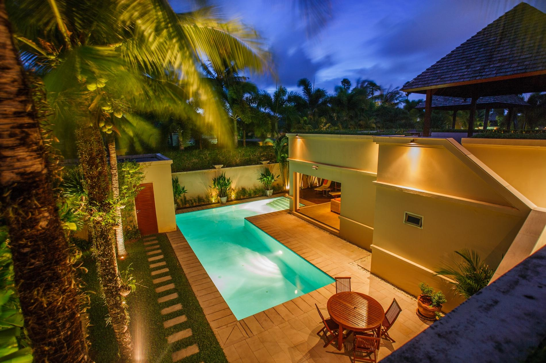 Apartment TR111 - Private pool villa in Bang Tao Residence - 3 bedrooms photo 16937521