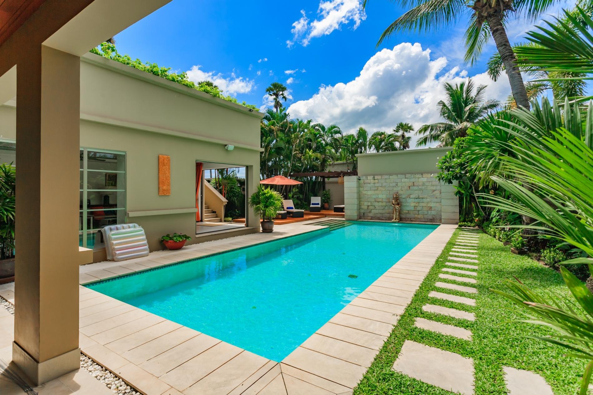 TR105 - Private pool 3 bedroom villa in Bang Tao Residence photo 5733087