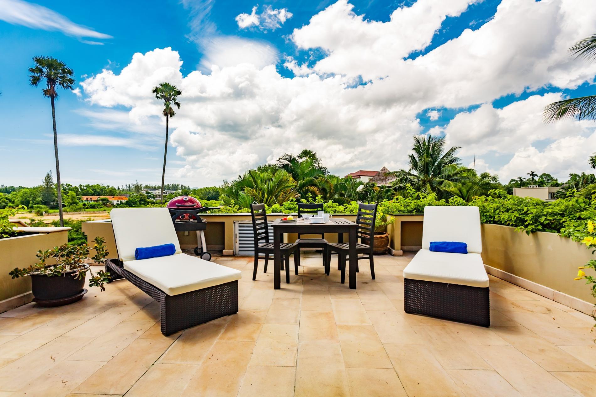 TR105 - Private pool 3 bedroom villa in Bang Tao Residence photo 5733084