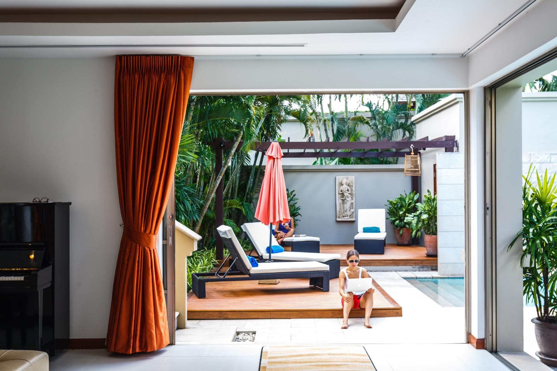 TR105 - Private pool 3 bedroom villa in Bang Tao Residence photo 5694538