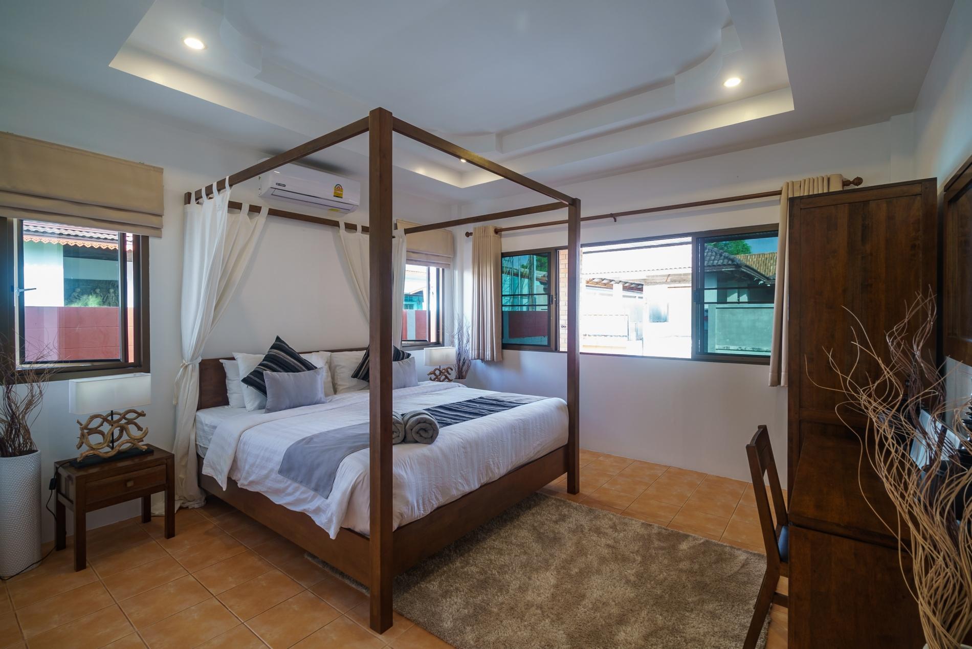 Pasak soi 3 - Convenient pool villa in quiet location, near Laguna, Boat avenue photo 5733744