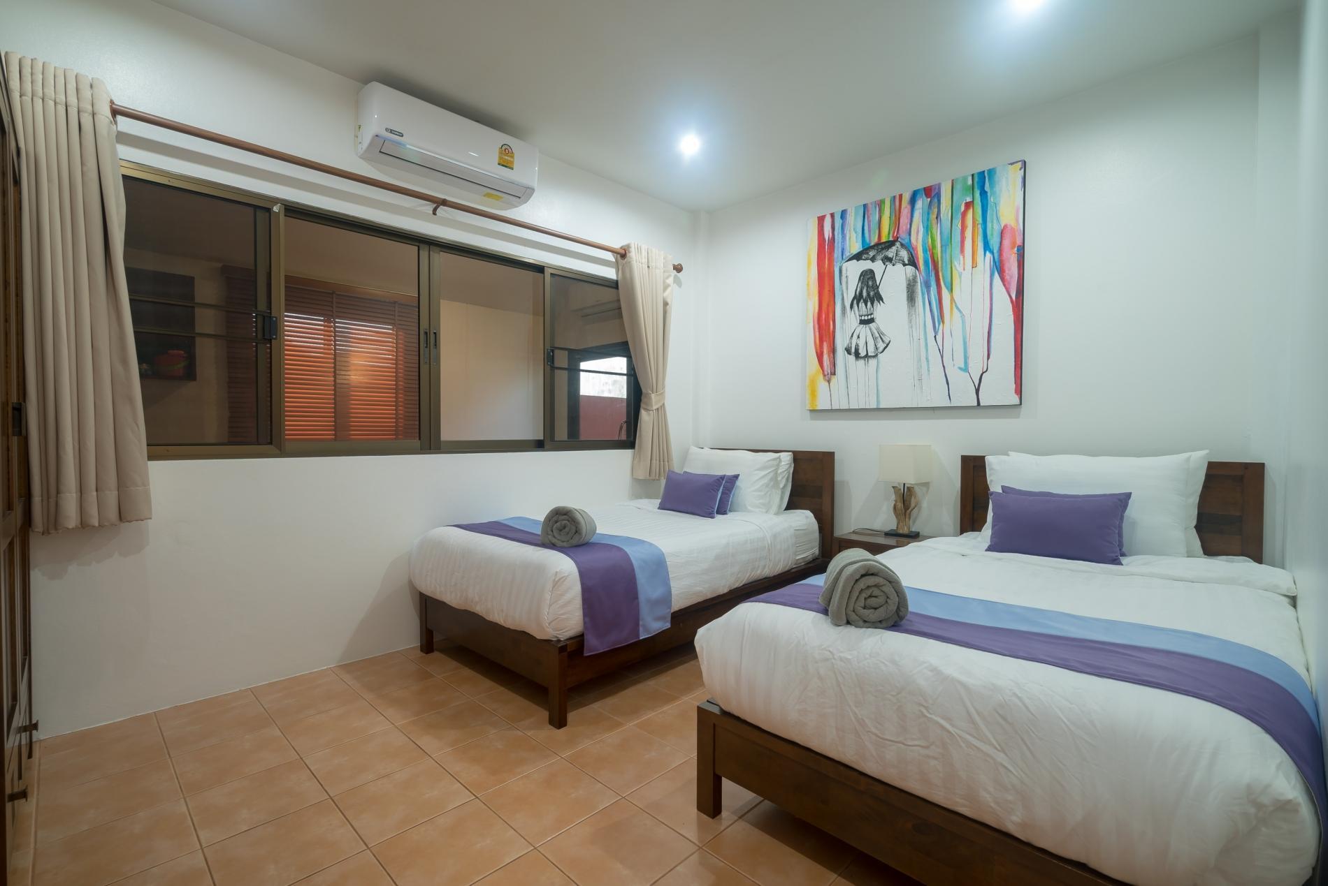 Pasak soi 3 - Convenient pool villa in quiet location, near Laguna, Boat avenue photo 5752030