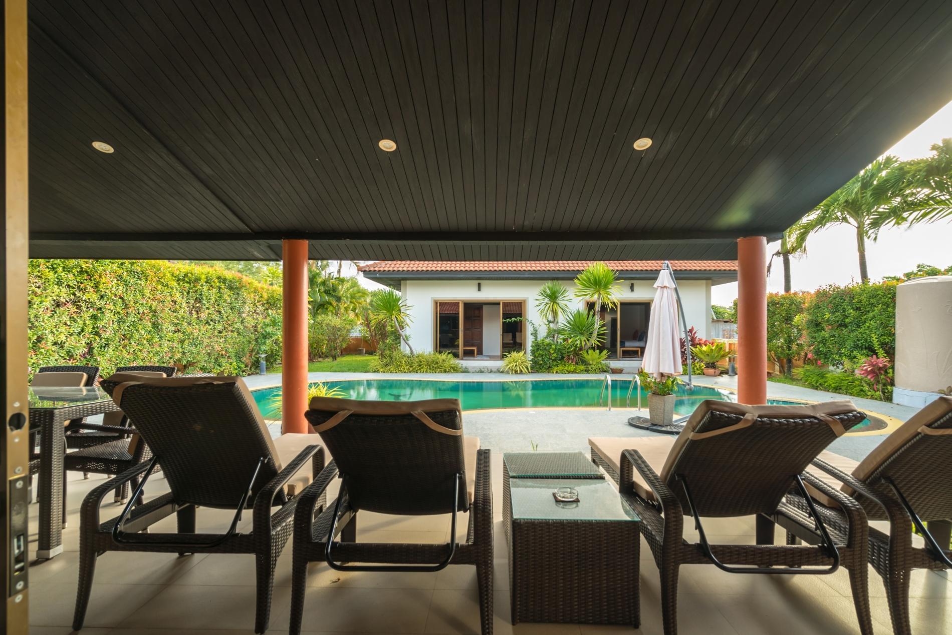 Apartment Pasak soi 3 - Convenient pool villa in quiet location  near Laguna  Boat avenue photo 19383683