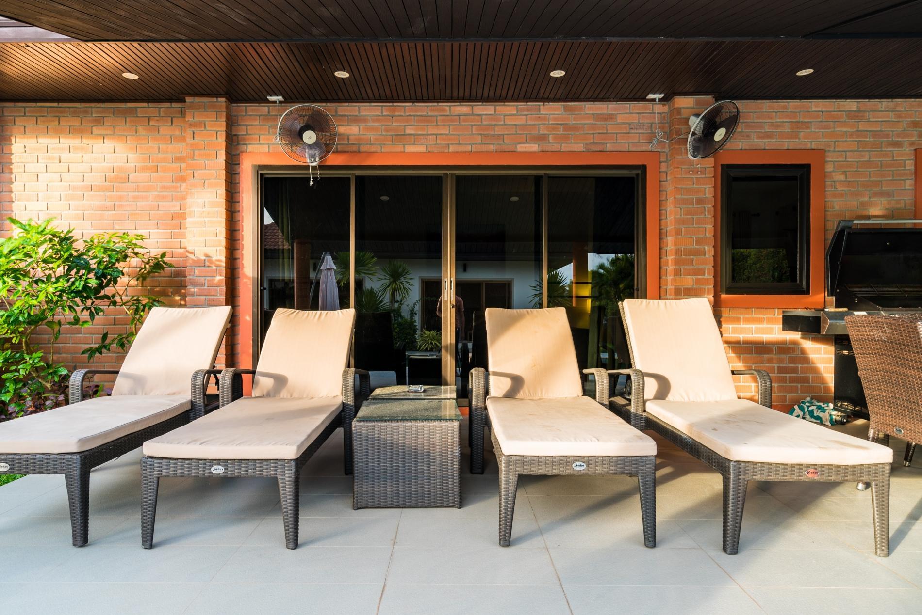 Pasak soi 3 - Convenient pool villa in quiet location, near Laguna, Boat avenue photo 8292541
