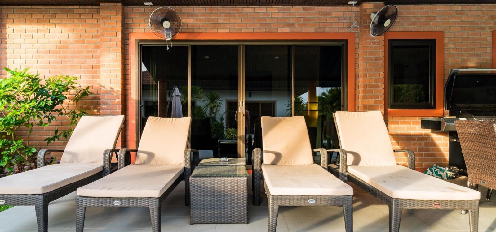 Pasak soi 3 - Convenient pool villa in quiet location, near Laguna, Boat avenue