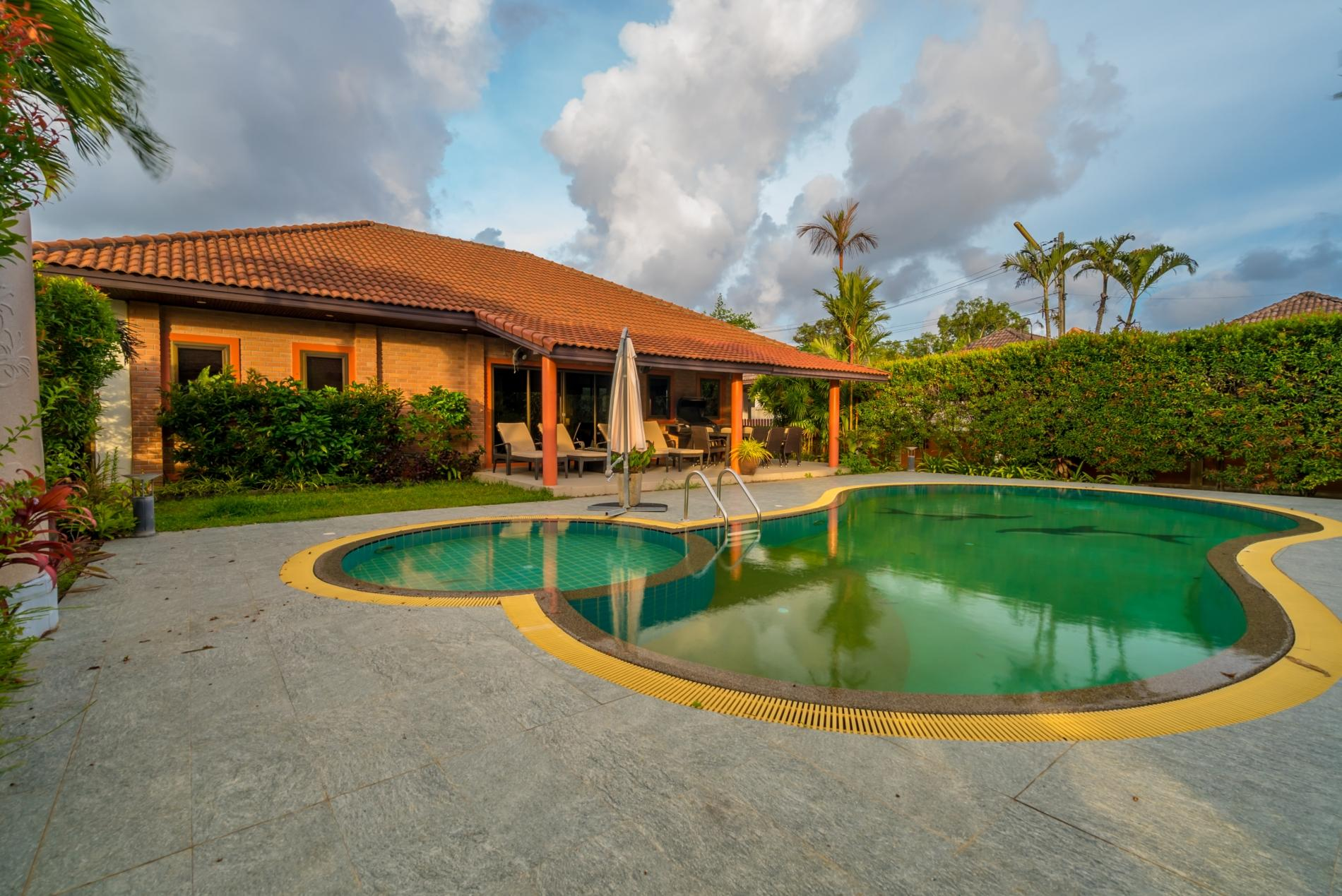 Pasak soi 3 - Convenient pool villa in quiet location, near Laguna, Boat avenue photo 8292543