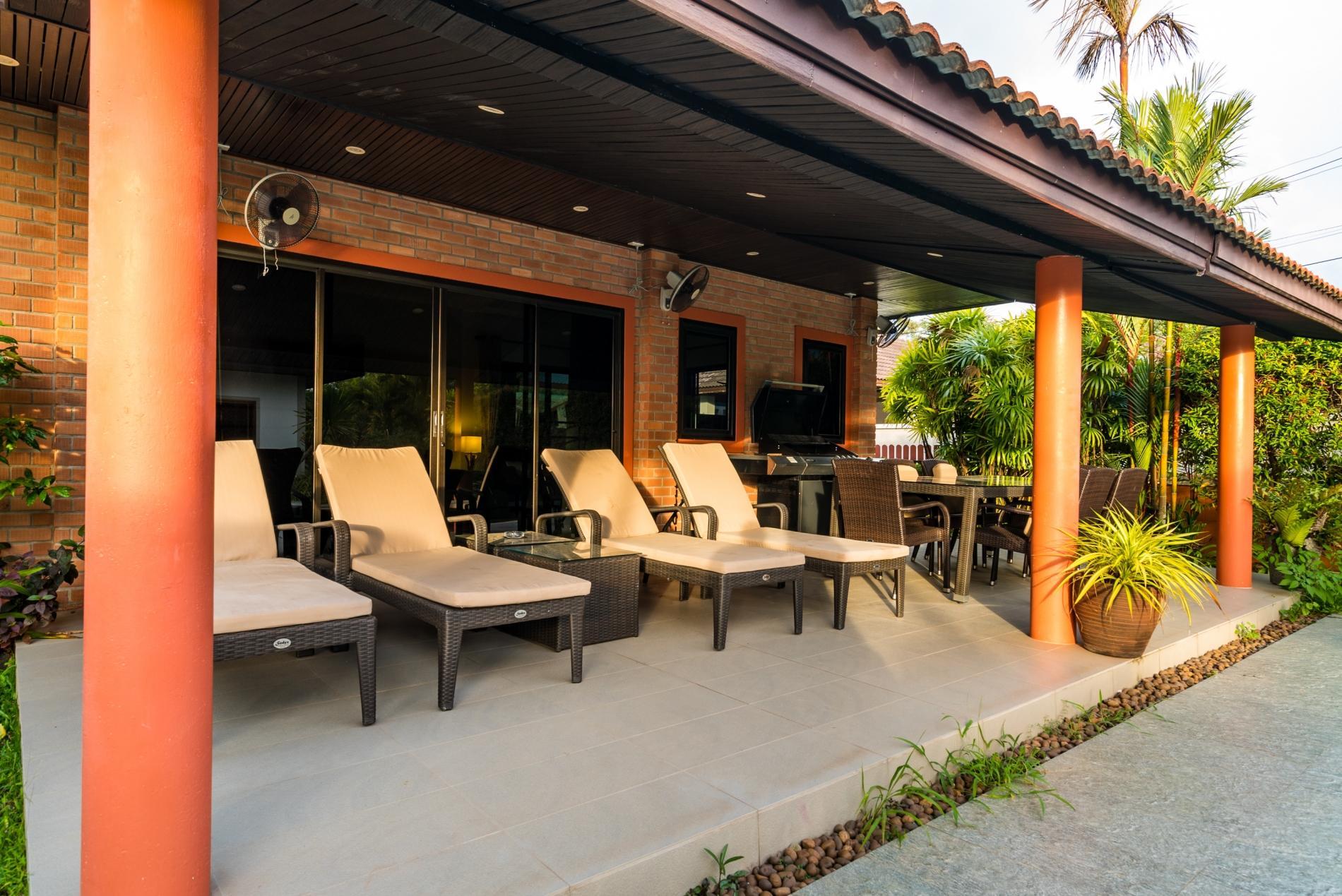 Apartment Pasak soi 3 - Convenient pool villa in quiet location  near Laguna  Boat avenue photo 19290555