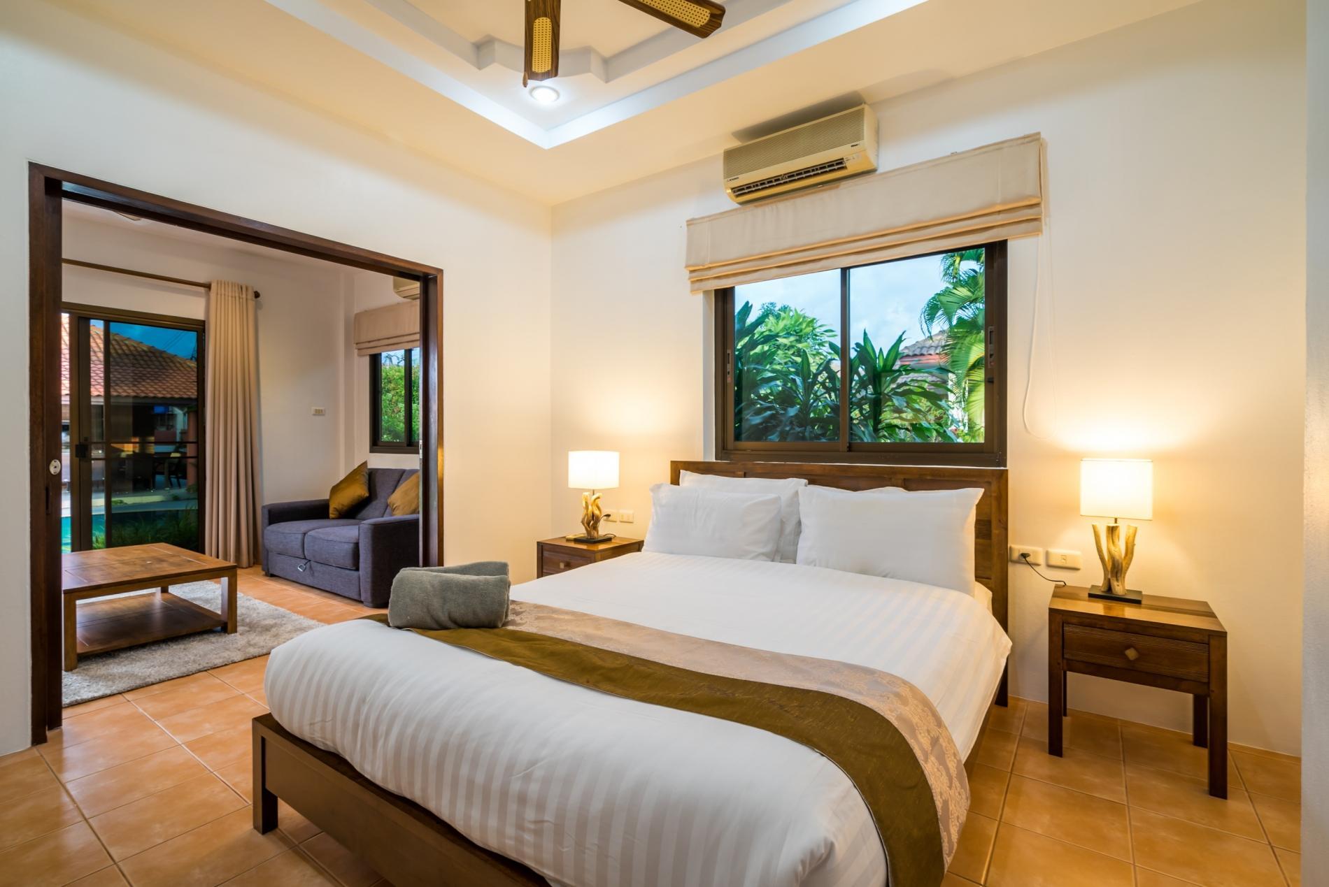 Apartment Pasak soi 3 - Convenient pool villa in quiet location  near Laguna  Boat avenue photo 19552926