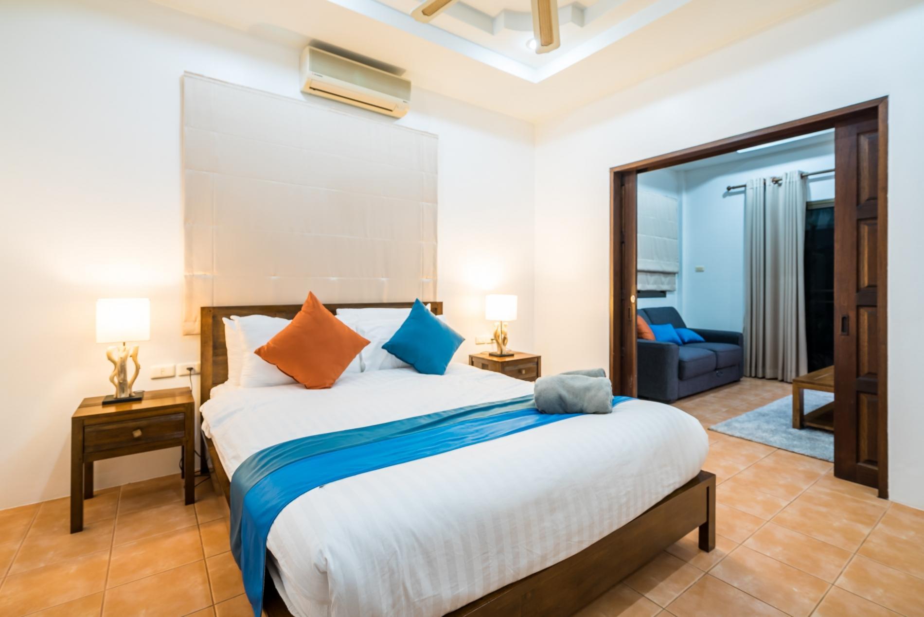 Apartment Pasak soi 3 - Convenient pool villa in quiet location  near Laguna  Boat avenue photo 19121868
