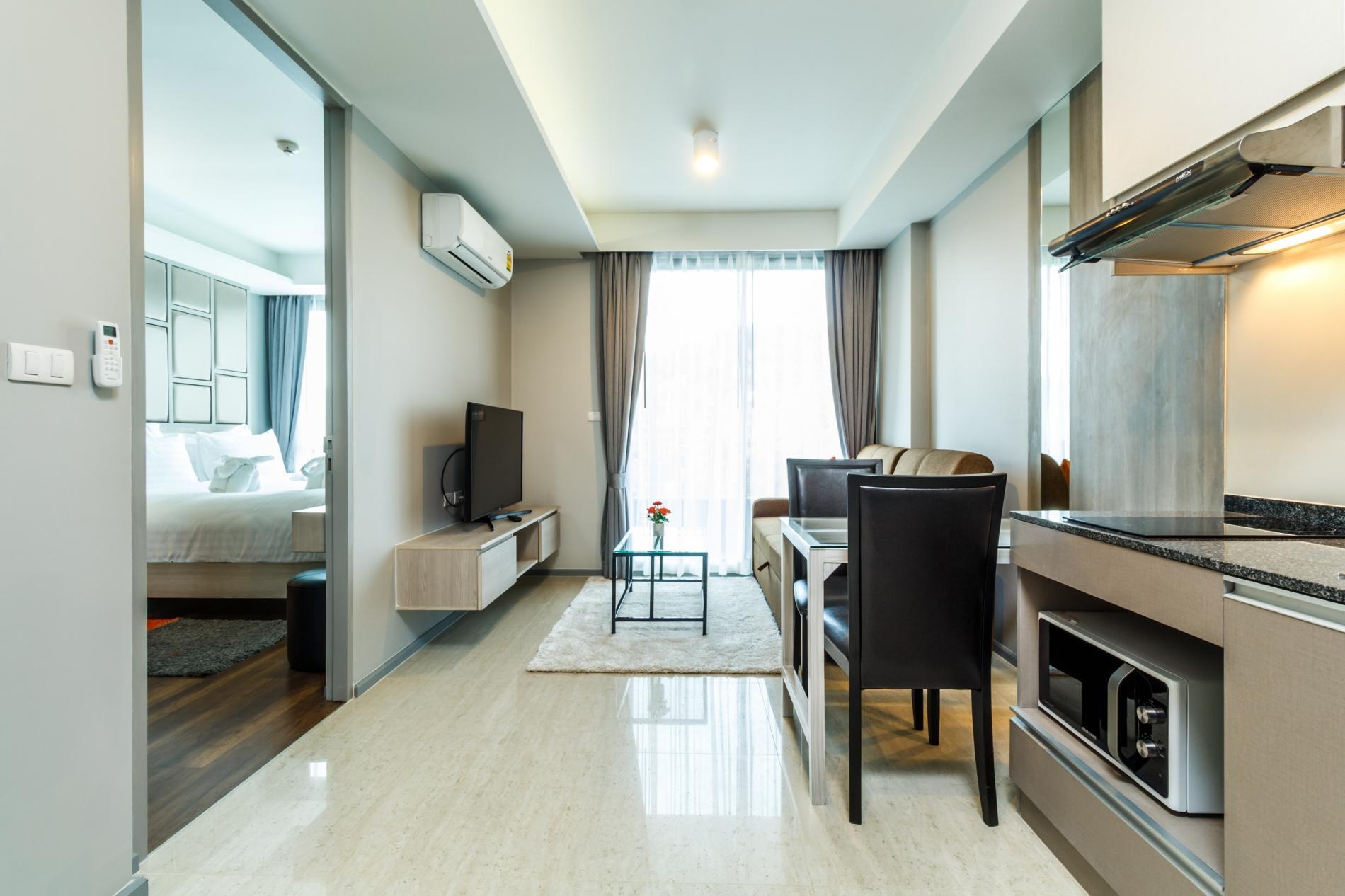 Apartment 6Av 703 - Large apartment in Surin beach photo 20396159