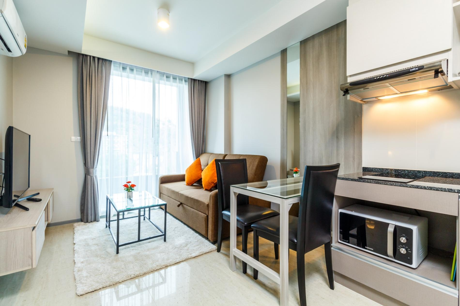 6Av 703 - Large apartment in Surin beach photo 20095157
