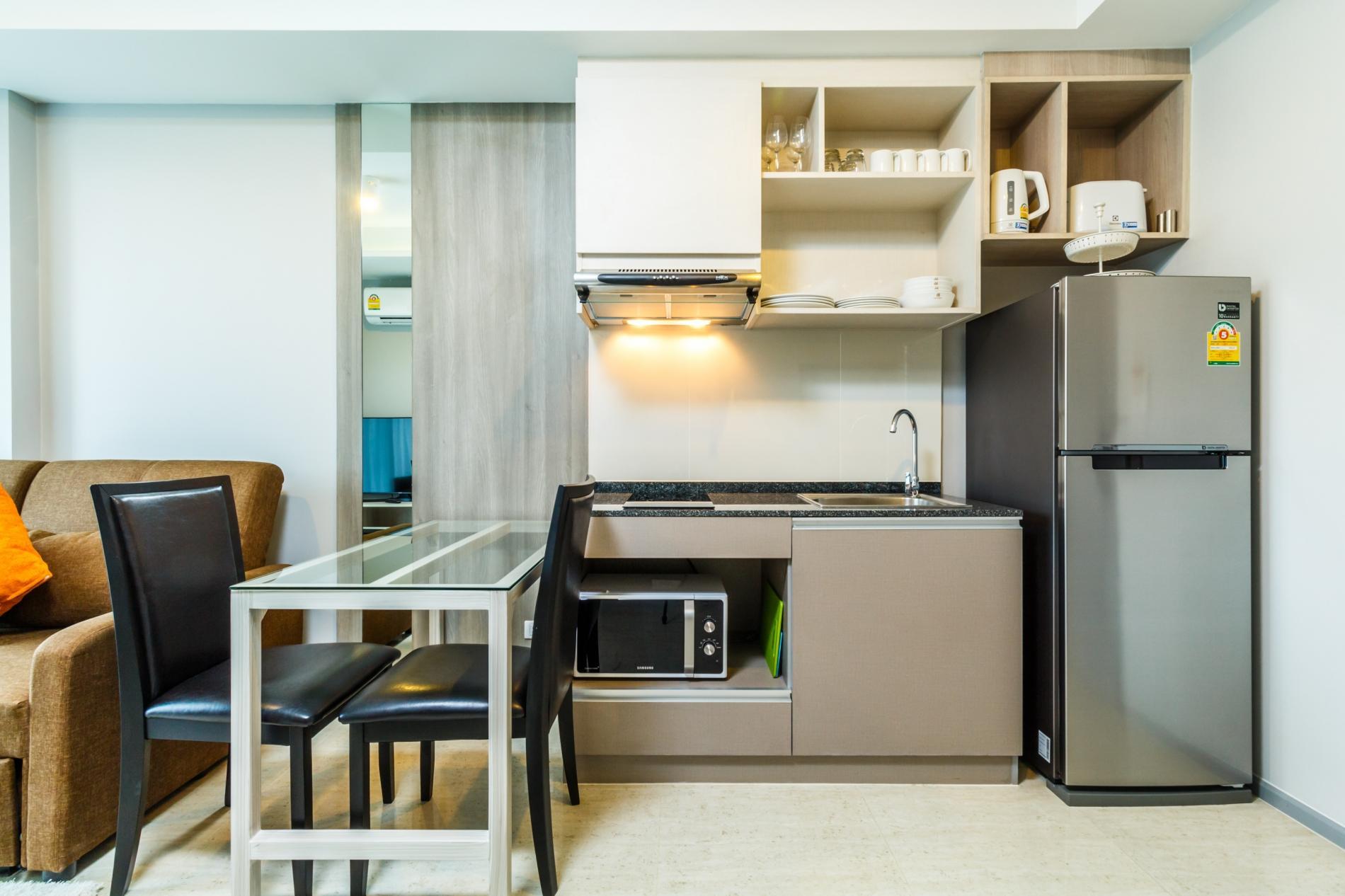 Apartment 6Av 703 - Large apartment in Surin beach photo 20396161