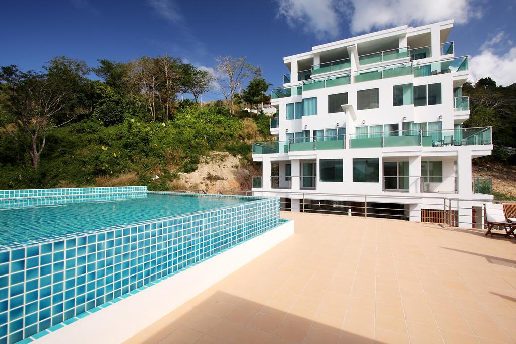 Baycliff - seaview 2 bedroom apt with jacuzzi, pool and kitchen in Patong photo 18676650