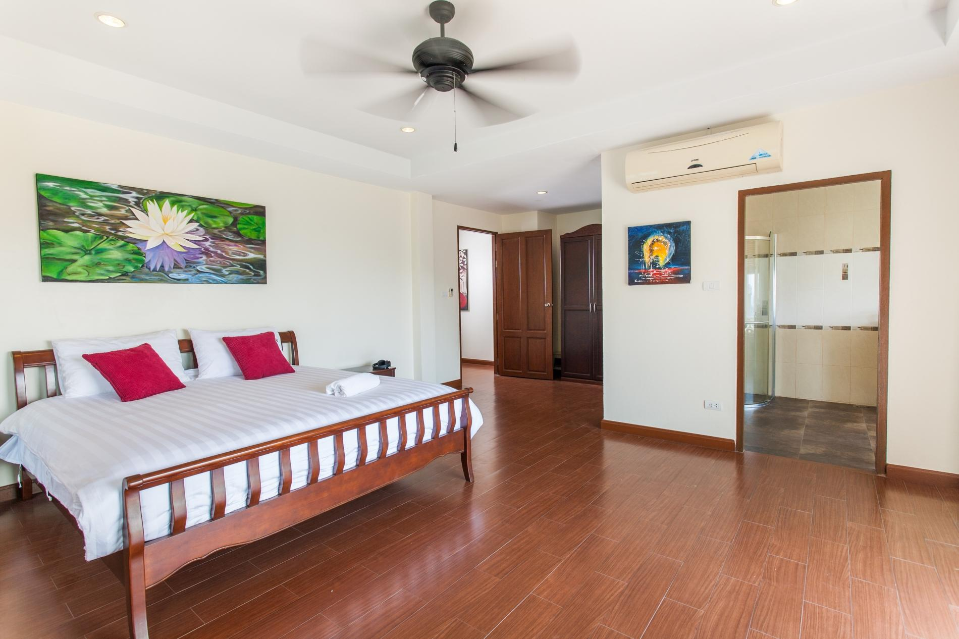 Apartment KTV- Sea view pool villa in Kata for 10 people  Big Buddha views photo 18444873