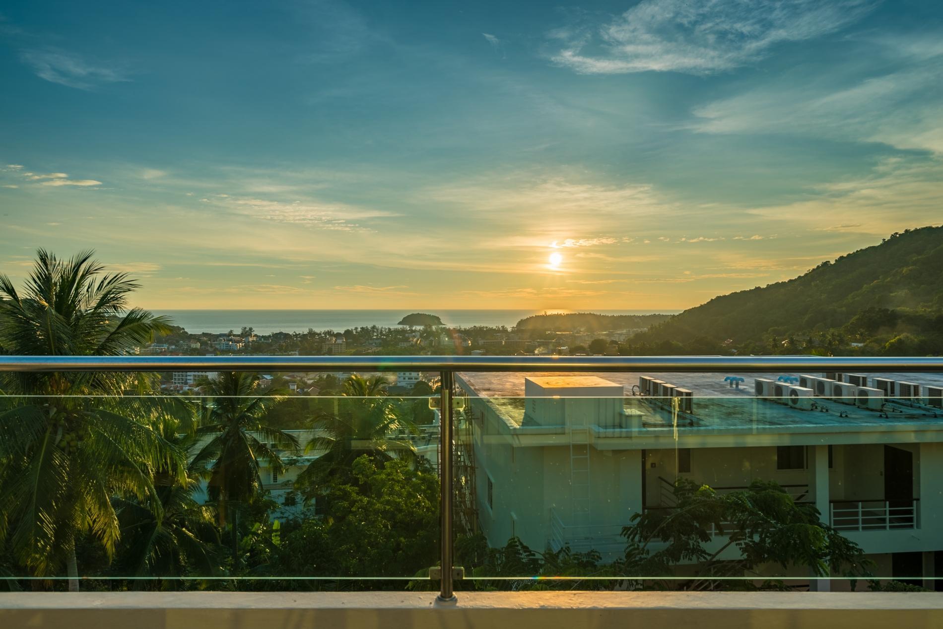 Apartment KTV- Sea view pool villa in Kata for 10 people  Big Buddha views photo 18527934